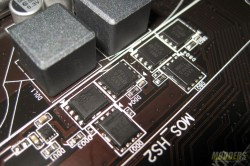 Vishay SiRA12DP PowerPAK SO8 MOSFETs with Intersil ISL6625ACRZ Driver