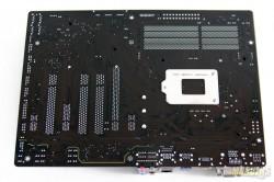 Gigabyte Z97-D3H Back view
