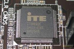 ITE IT8892E PCI-E 2.0 x1 to 3x PCI Bridge