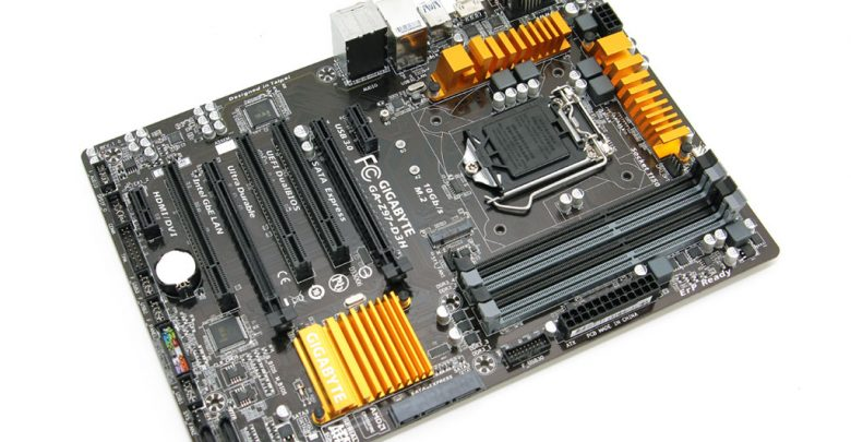 Photo of Gigabyte Z97-D3H Motherboard Review