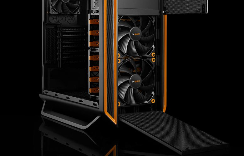 be quiet! SILENT BASE 800 Case Orange