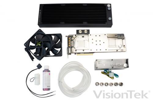 CryoVenom 295X2 & Kit