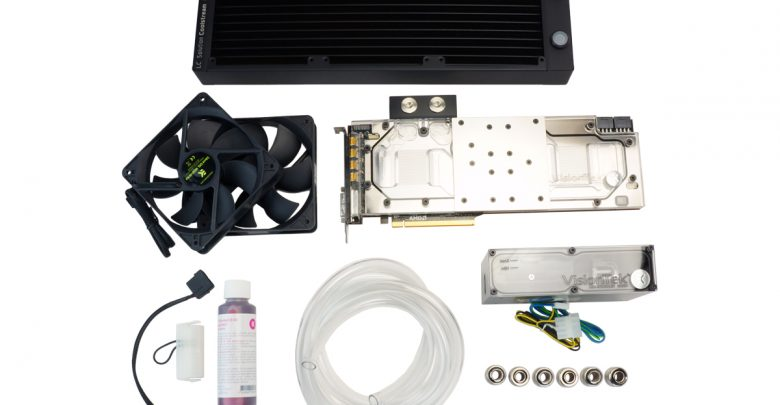 Photo of VisionTek Adds New Models, Cooling Kits, and Bundles to Liquid Cooled CryoVenom Graphics Card Line