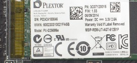 Plextor PX-G256M6e 256 GB M.2 SSD Review