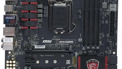 Photo of MSI Z97M Gaming Motherboard Review