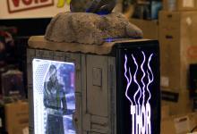 Thor Case Mod at QuakeCon 2014 Case Modder, case modding, quakecon 18