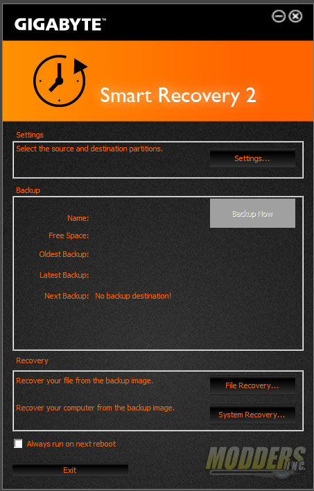 Smart Recovery 2