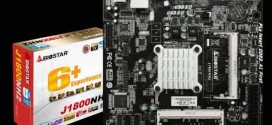 Biostar Launches New mini-ITX SoC Mainboard Line