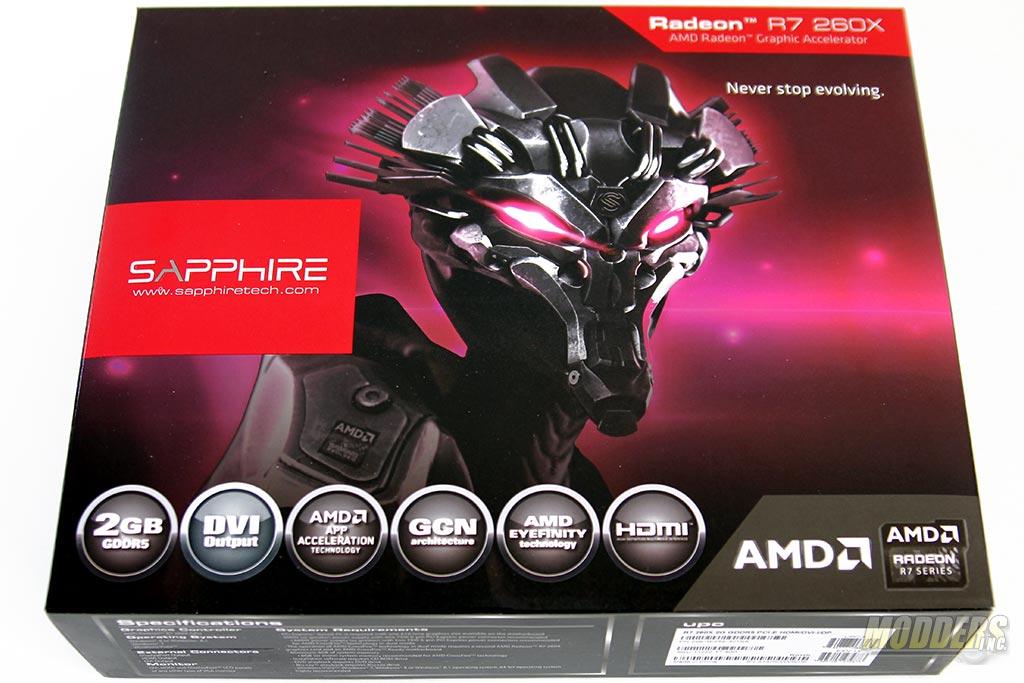 Sapphire R7 260X (100366-3L) Video Card Review — Modders-Inc