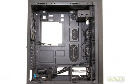 Rosewill Rise Internal chamber