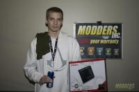 Winners of the Modders-Inc Hardware Raffle at QuakeCon 2014 quakecon 2014 17