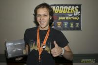 Winners of the Modders-Inc Hardware Raffle at QuakeCon 2014 quakecon 2014 13