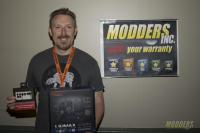 Winners of the Modders-Inc Hardware Raffle at QuakeCon 2014 quakecon 2014 20