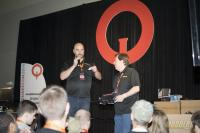 Winners of the Modders-Inc Hardware Raffle at QuakeCon 2014 quakecon 2014 21