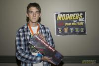 Winners of the Modders-Inc Hardware Raffle at QuakeCon 2014 quakecon 2014 14