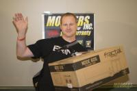 Winners of the Modders-Inc Hardware Raffle at QuakeCon 2014 quakecon 2014 25