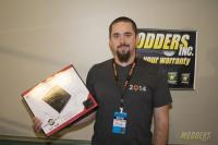 Winners of the Modders-Inc Hardware Raffle at QuakeCon 2014 quakecon 2014 22