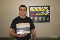 Winners of the Modders-Inc Hardware Raffle at QuakeCon 2014 quakecon 2014 12