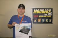 Winners of the Modders-Inc Hardware Raffle at QuakeCon 2014 quakecon 2014 11