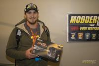Winners of the Modders-Inc Hardware Raffle at QuakeCon 2014 quakecon 2014 2