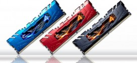 G.SKILL Officially Announces Ripjaws 4 Series DDR4 Memory Kits