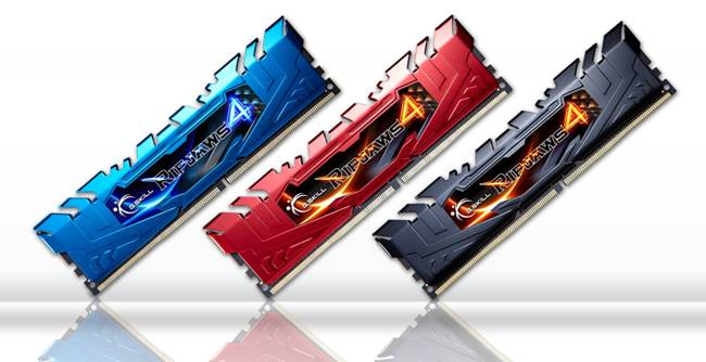 Photo of G.SKILL Officially Announces Ripjaws 4 Series DDR4 Memory Kits