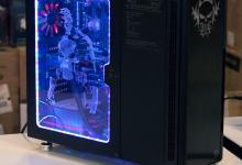 Punisher Case Mod at QuakeCon 2014 quakecon 2014 15