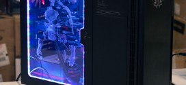 Punisher Case Mod at QuakeCon 2014