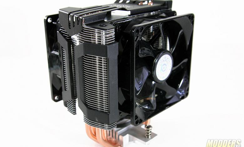 Photo of Cooler Master Hyper D92 CPU Cooler Review