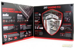 MSI Gaming 9 AC Box
