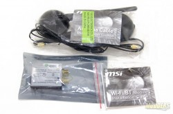 MSI Gaming 9 Wireless AC kit
