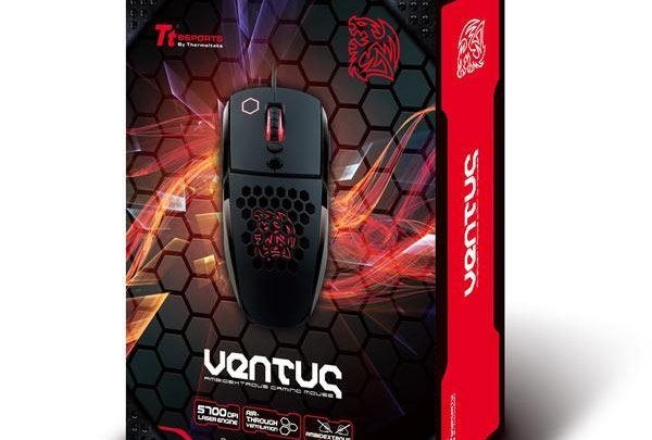Photo of Tt eSports Ventus Gaming Mouse Review