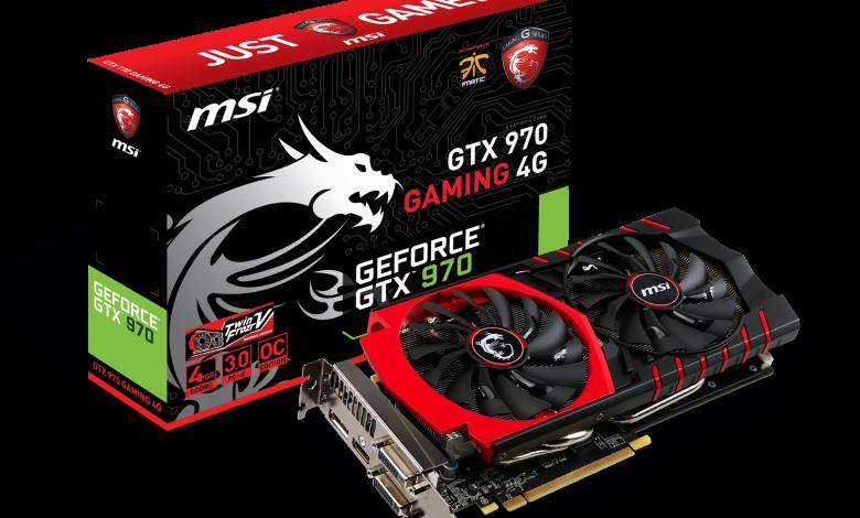 Photo of MSI GTX 970 Gaming 4G GPU Review