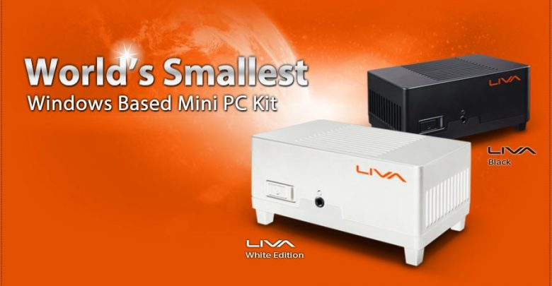 Photo of ECS Announces Design Your Own LIVA Contest with $1000 USD Prize
