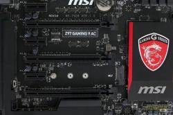 MSI Z97 Gaming 9 AC Expansion Slots