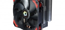 ID-COOLING Releases New CPU Cooler, SE-214X