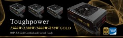 Thermaltake Toughpower Series - 80 Plus Gold Certified