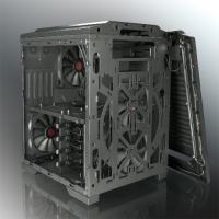 Raijintek Introduces Aeneas Micro-ATX Case aeneas, Case, microatx, Raijintek 2