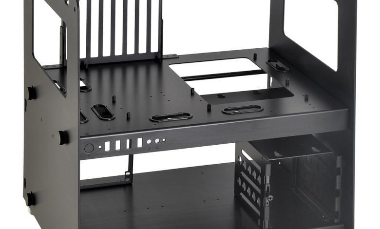 Photo of Lian Li Modular PC-T80 Test Bench Announced