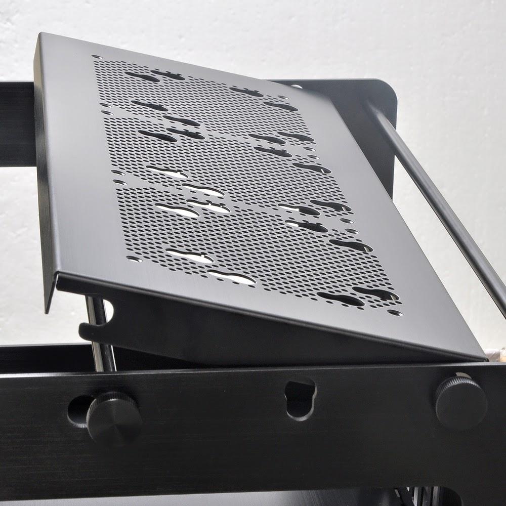 Lian Li Modular PC-T80 Test Bench Announced aluminium, aluminum, Lian Li, modular, pc-t60, pc-t80, Test Bench 1