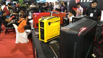 MSI Rig Modding Reloaded 2014 at ESGS Philippines esgs