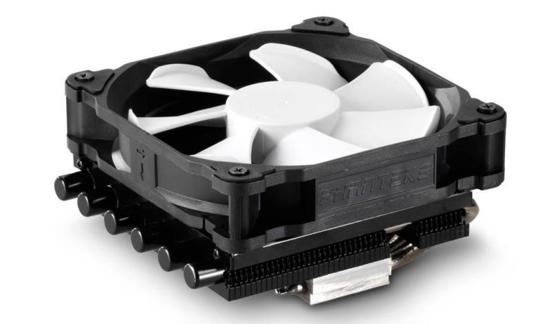 Photo of New Phanteks Low Profile PH-TC12LS Cooler Announced