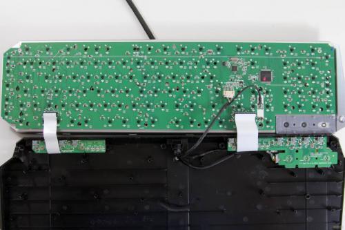Ultra High-resolution rear PCB