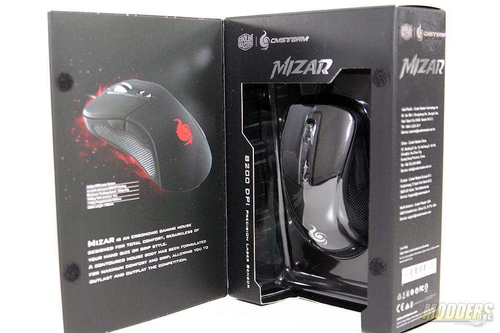 CM Storm Mizar Inner Box Flap