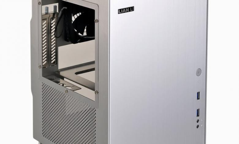 Photo of Lian-Li now Offers Dual-Windowed Version of the PC-Q33 Mini-ITX