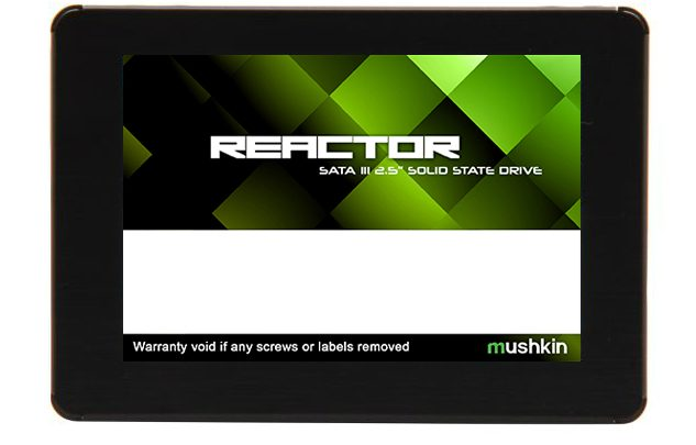 Photo of Mushkin Unveils the New REACTOR 1TB Solid State Drive