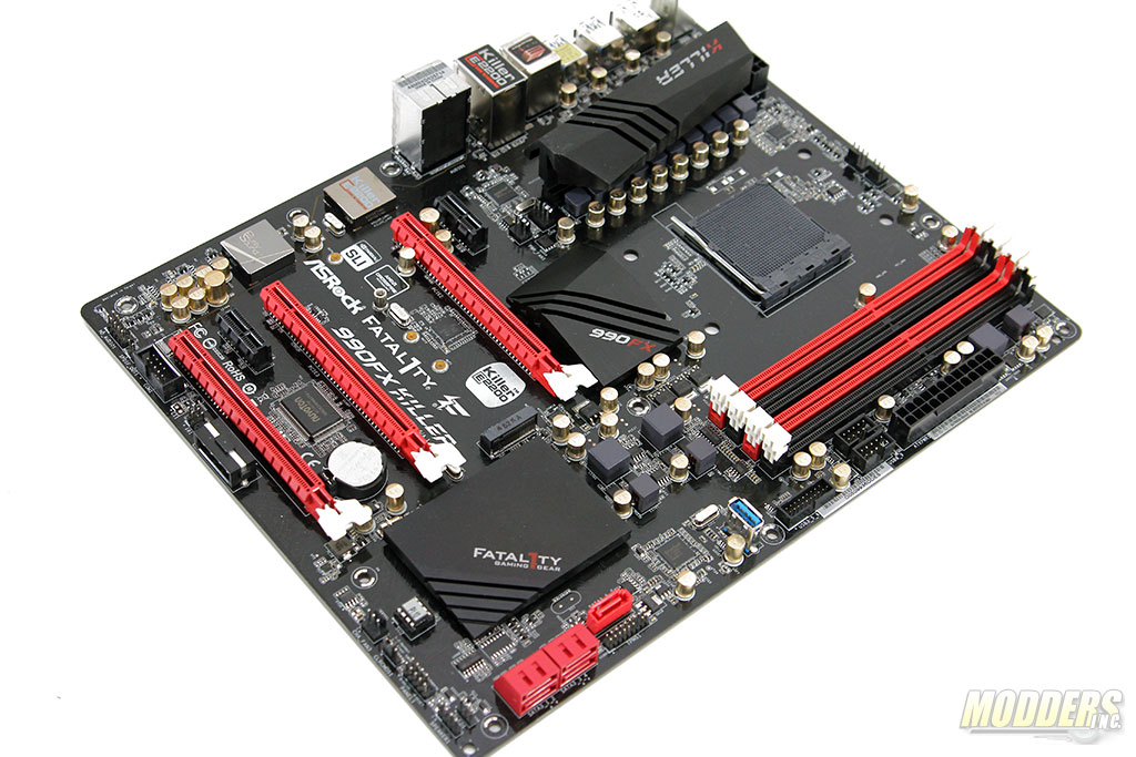Asrock Fatal1ty 990FX Killer Motherboard Review: The Last of Its