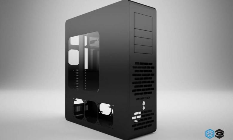 Photo of DimasTech New Custom Case, the AMC