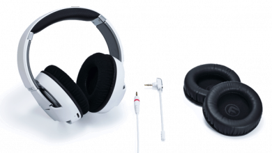 Photo of White Version of Func HS-260 Headset Now Available