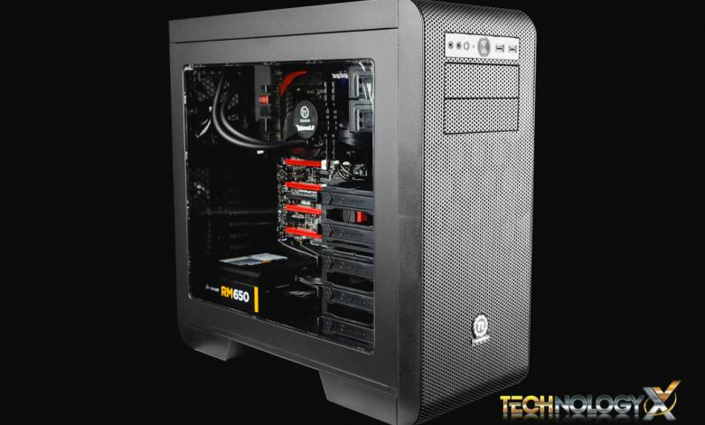Photo of Thermaltake Core V51 Mid-Tower PC Case Review